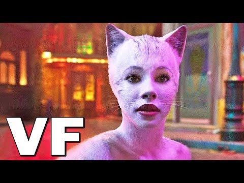 CATS Bande Annonce VF (2019) Taylor Swift, Idris Elba