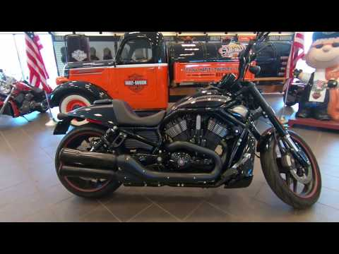 2016 Harley-Davidson VROD Night Rod Special