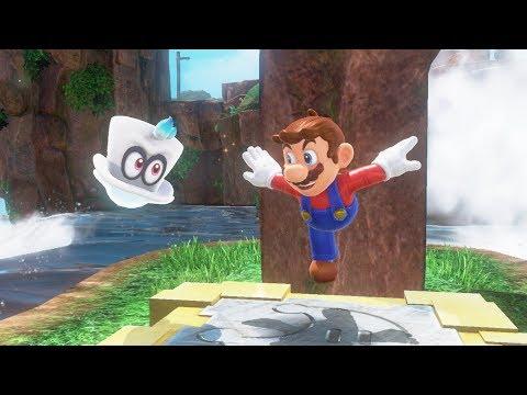 Видео № 0 из игры Super Mario Odyssey [NSwitch]