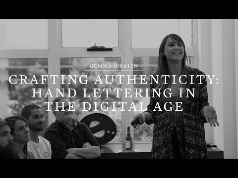 deFrost* 35: Gemma O'Brien - Crafting Authenticity: Hand Lettering In The Digital Age