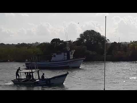Barqueata em Balneário Barra do Sul - 29/05/2018