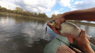 Рыбалка в башкирии осенью на щуку
