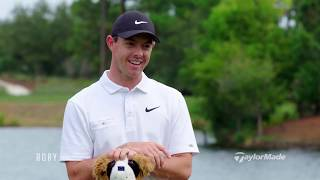 Rory Junior Clubs - What's the Story Behind the Dog Headcover?
