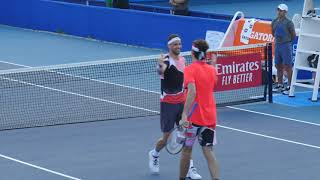 Match point  Oswald -Daniell / Fritz- Dimitrov #AMT2020