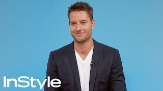 InStyle | Justin Hartley Ranks the Most Romantic Movie Scenes of All Time