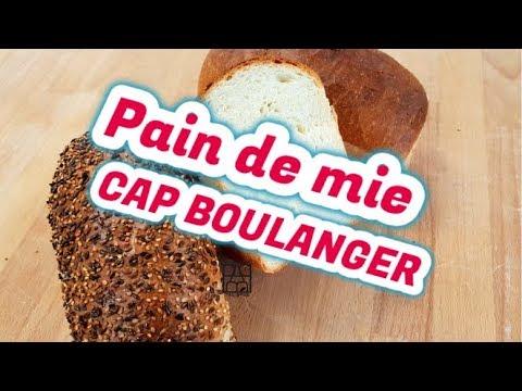 Boulangerie Pas à Pas N°14: Le Pain de Mie. CAP boulanger