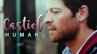 Castiel - Human