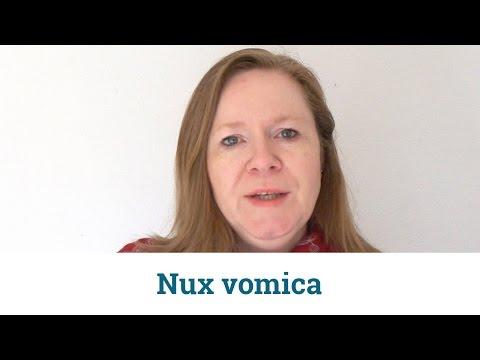 Nux vomica Homöopathie - Anwendung und Wirkung