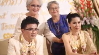 preview picture of video 'Puntipar & Terawat Wedding Full scene25-Jan-2015'