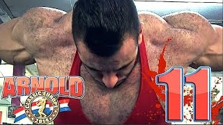 Lorenzo Becker - Road to Arnold Classic / Ep11