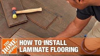 Installing Laminate Flooring Overview