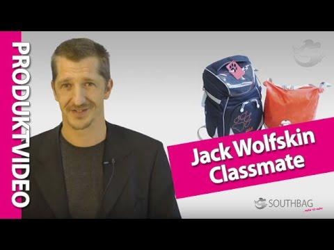 Jack Wolfskin Schulranzen Classmate - Produktvideo
