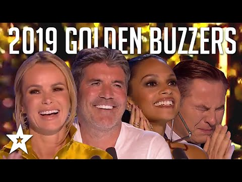 Brilliant GOLDEN BUZZER Auditions On Britain's Got Talent 2019! | Got Talent Global (видео)