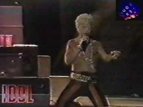 BILLY IDOL - L.A. woman (live)