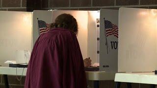 California voters pick a governor and representatives