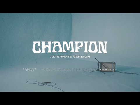 You Are My Champion