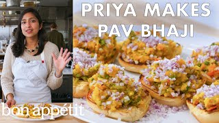 Priya Makes Pav Bhaji | From the Test Kitchen | Bon Appétit