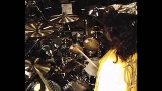 The great debate - Mike Portnoy (DRUMS ONLY)
