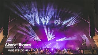 Above & Beyond Acoustic - OceanLab 'On A Good Day' (Live At The Hollywood Bowl) 4K