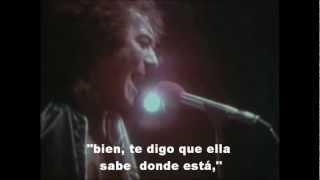 THE HOLLIES - LA MUJER DE NEGRO - SUBTITULADA AL ESPAÑOL