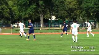 Nogometni turnir v Ljutomeru - finalna tekma