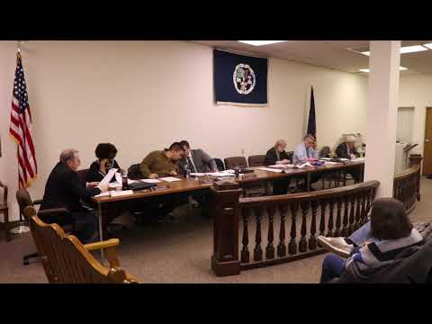 Monessen City Council 02-28-2019