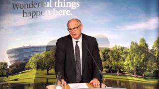 Lord Neuberger lecture - The Process of Judging