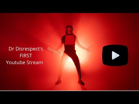 Dr Disrespect's first Youtube stream – THE MUST HEAR MOMENTS