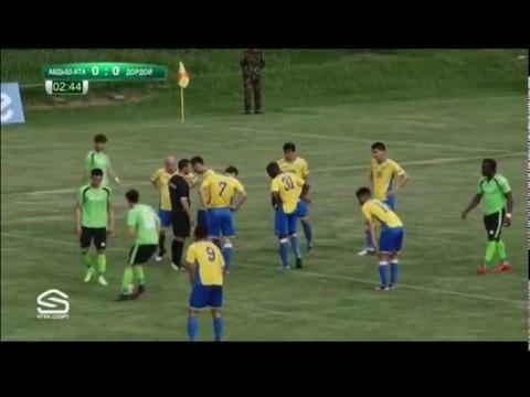 Топ-Лига-2017. Матч#15 Абдыш-Ата – Дордой 2:1