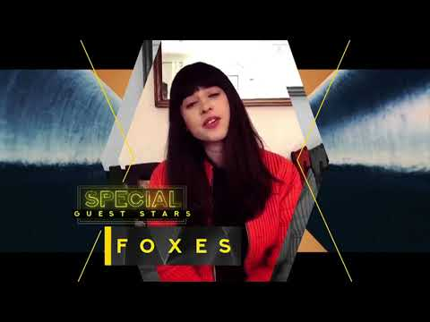"""RCTI Promo """"FOXES and MINHO SHINee ON INDONESIAN TELEVISION AWARDS 2017"""" 20 September 2017"""