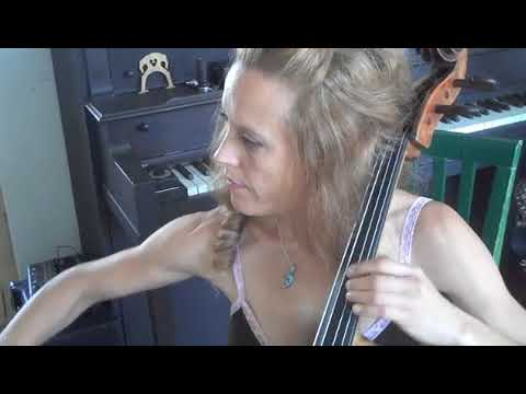 Bach 5th Suite Prelude