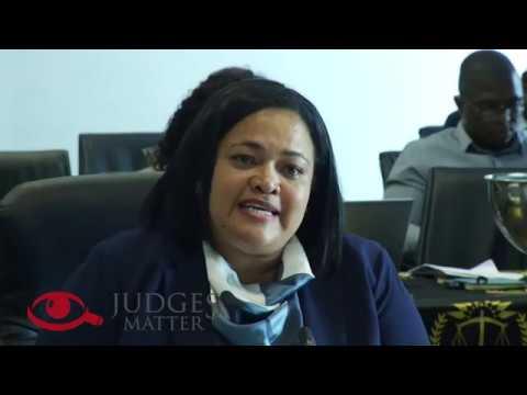 SA Eastern Cape HC JSC Interview of Ms A M Da Silva – Judges Matter (October 2019)