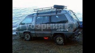 Микроавтобус с людьми утонул в реке в Хабаровском крае. Mestoprotv