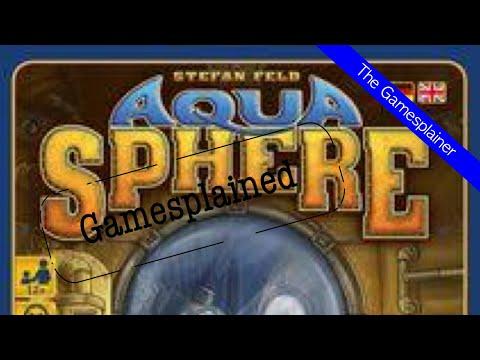 AquaSphere Gamesplained - Part 1