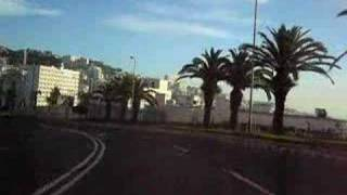 preview picture of video 'iDrive algiers route 66 alger la blanche le matin'