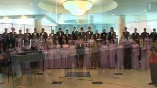 Госэкзамен по дирижирванию хором МГУКИ 2009