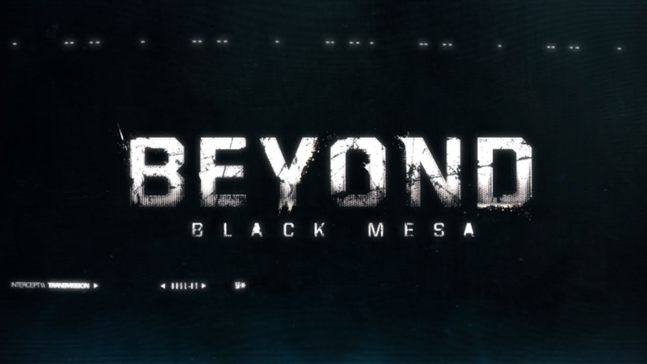 Go 'Beyond Black Mesa' With This Great Half-Life Fan Film