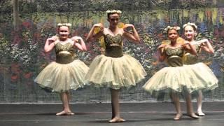 "Olivia 2014 Recital -  Ballet ""Fairy Haven"" (Green Fairies)"