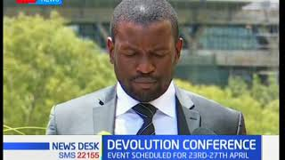 Raila Odinga to be briefed on planned devolution by CS Eugene wamalwa