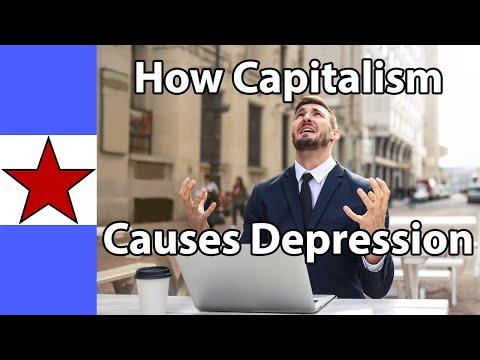 How Capitalism Causes Depression