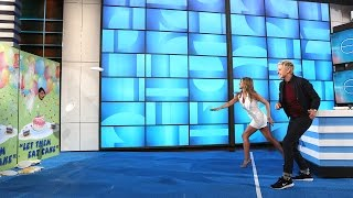 Ellen's Favorite Moments: BFF Jennifer Aniston Is Sweeter Than Ever