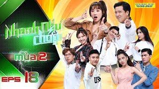 """Nhanh Như Chớp   Mùa 2 - Tập 18: Hari Won nói Quang Đại """"không phải là người"""" đã đẹp còn lấy 20triệu"""