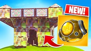 Fortnite NEW UPDATE!!  Port a Fortress, Spiky Stadium & Soaring Solos! (Fortnite Battle Royale)