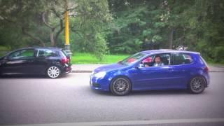 VW Golf R32 Mk5 Supercharged Lanch Contol
