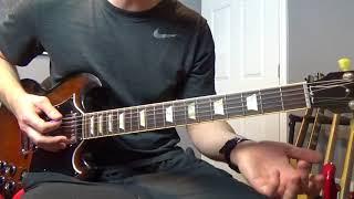 Eric Clapton Ramblin' On My Mind Guitar Lesson Bite Sized Blues