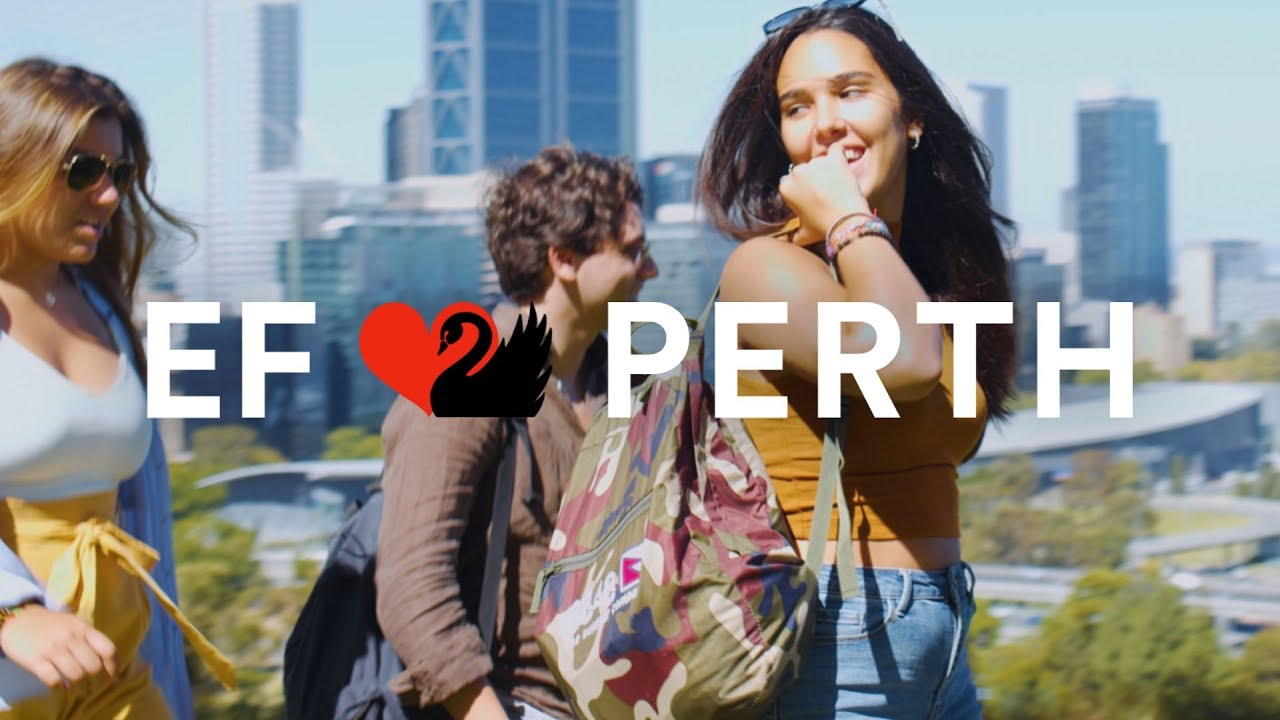 EF ❤ Perth