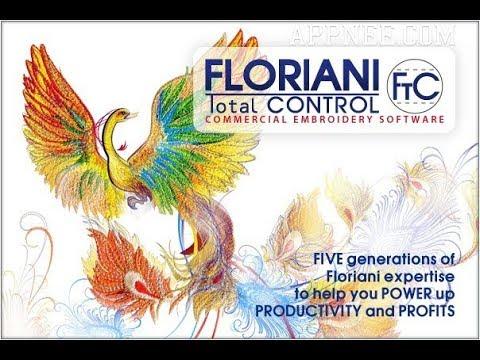 Floriani Total Control U 1.0.0 Build 3230 Work 100% Good All 32Bit And 64Bit System