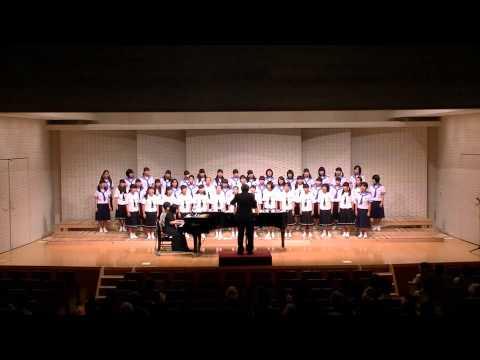 150720いわき市立泉中学校合唱部 歌はどうして作る「不可思議のポルトレ」よりizumichu utahadousite