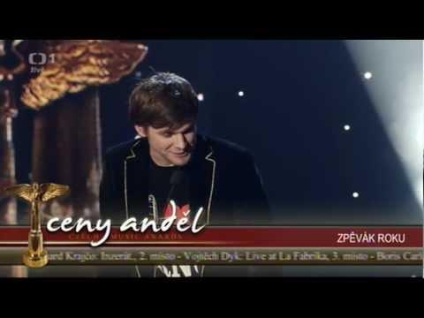 Ceny Anděl 2012 - zpěvák roku