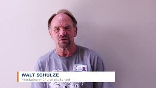 First Lutheran Church And School Customer Testimonial For Discount Two-Way Radio